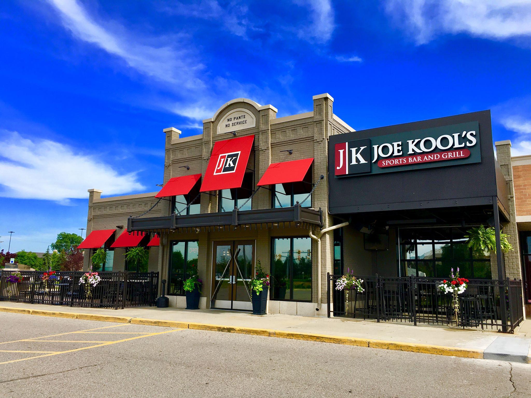 Joe Kools It S Always On At Joe Kools